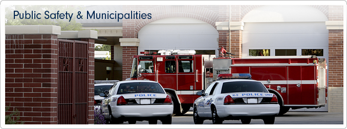 Public Safety & Municipalities